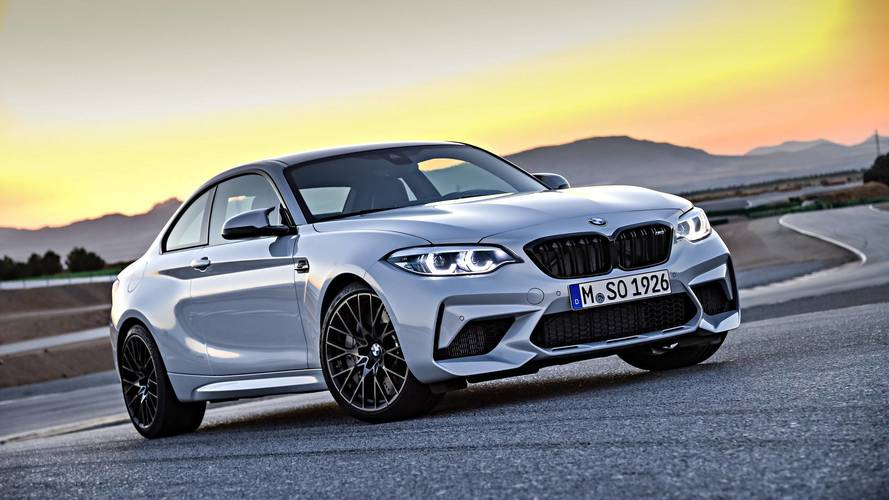 This is the bonkers new BMW M2 Competition
