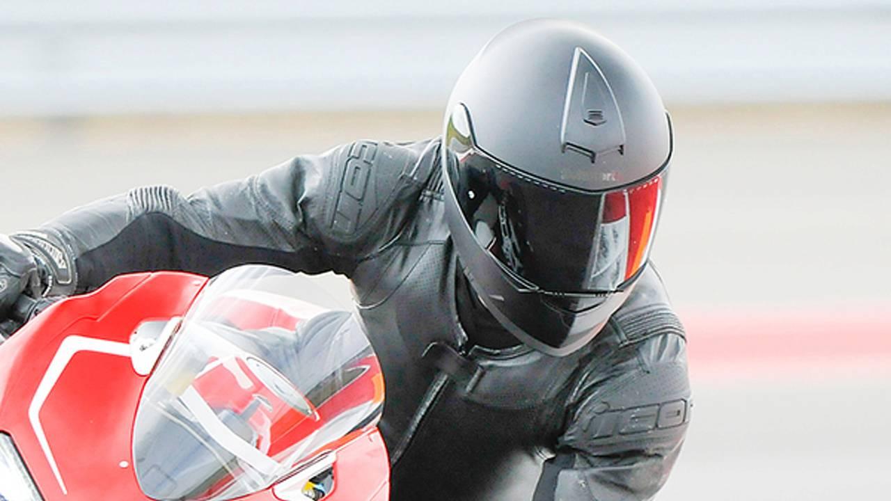Gear: Schuberth S2 helmet