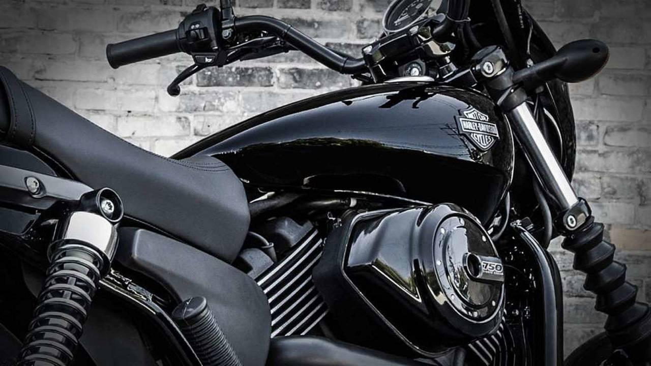 2014 Harley-Davidson Street 750