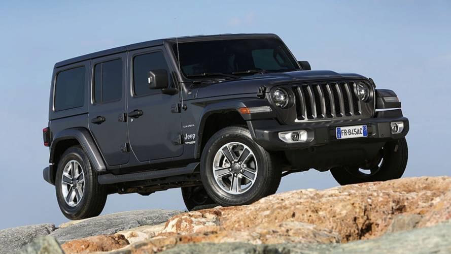 Aux États-Unis, le Jeep Wrangler pourrait recevoir un moteur diesel
