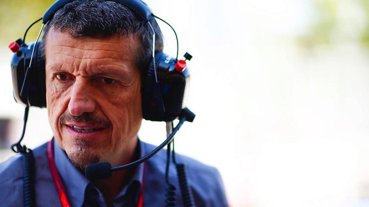 Günther Steiner - Haas F1
