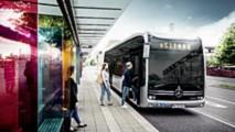 mercedes benz pokazal elektricheskij avtobus ecitaro