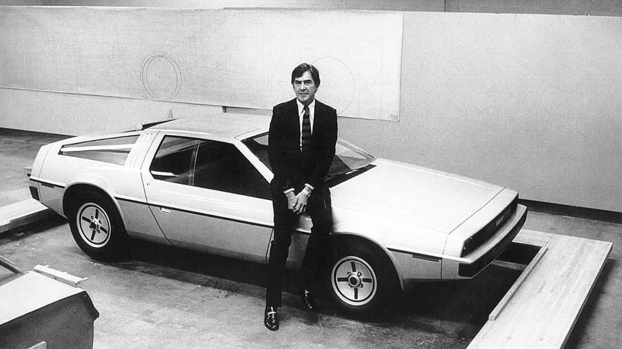 8. John DeLorean foi pego vendendo cocaína