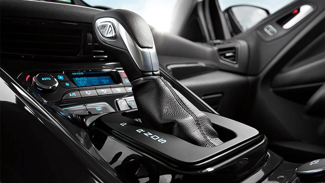 2014 Ford Escape shift lever