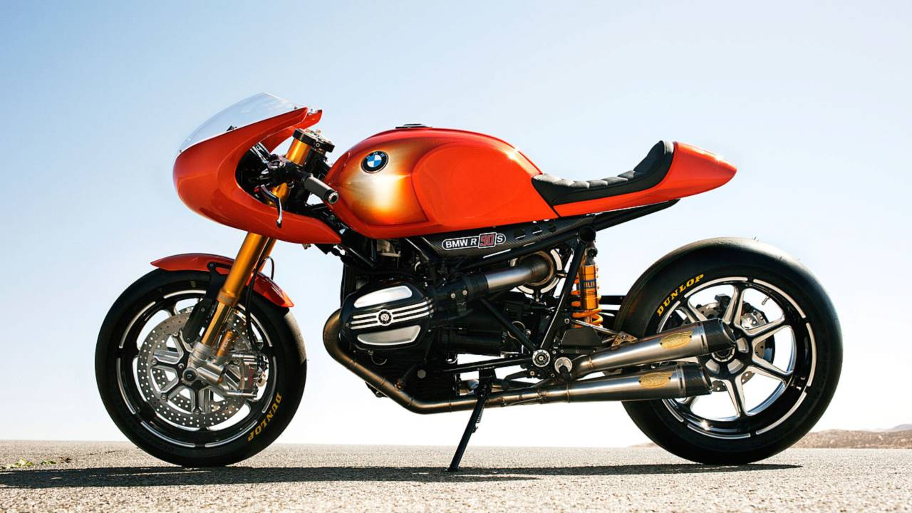 BMW Concept Ninety: Past Style, Modern Performance