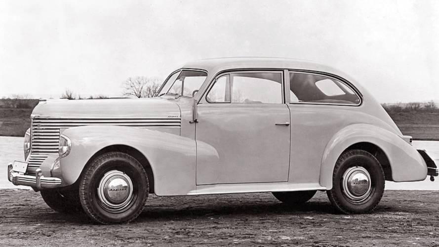 80 Jahre Opel Kapitän