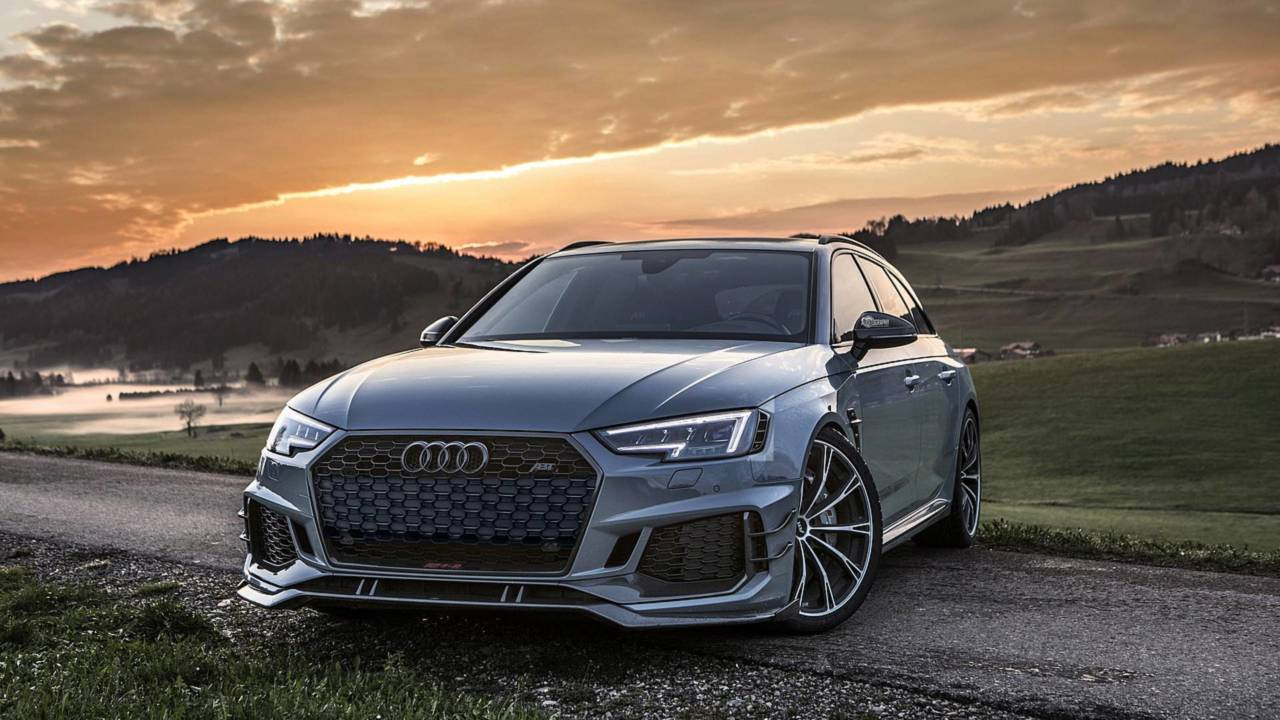 Audi RS4-R Avant