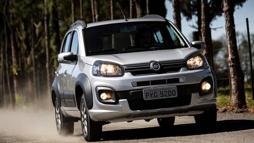 Fiat Uno 2020 fica mais barato com preços a partir de R$ 44.190