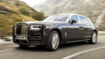 Platz 11: Rolls-Royce Phantom; Leistung: 571 PS