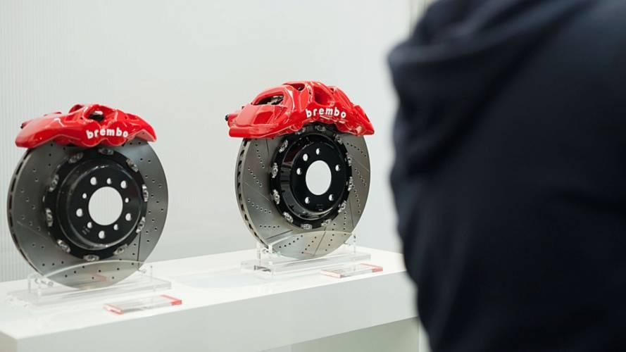 Brembo, die Bremsen der Supersportwagen
