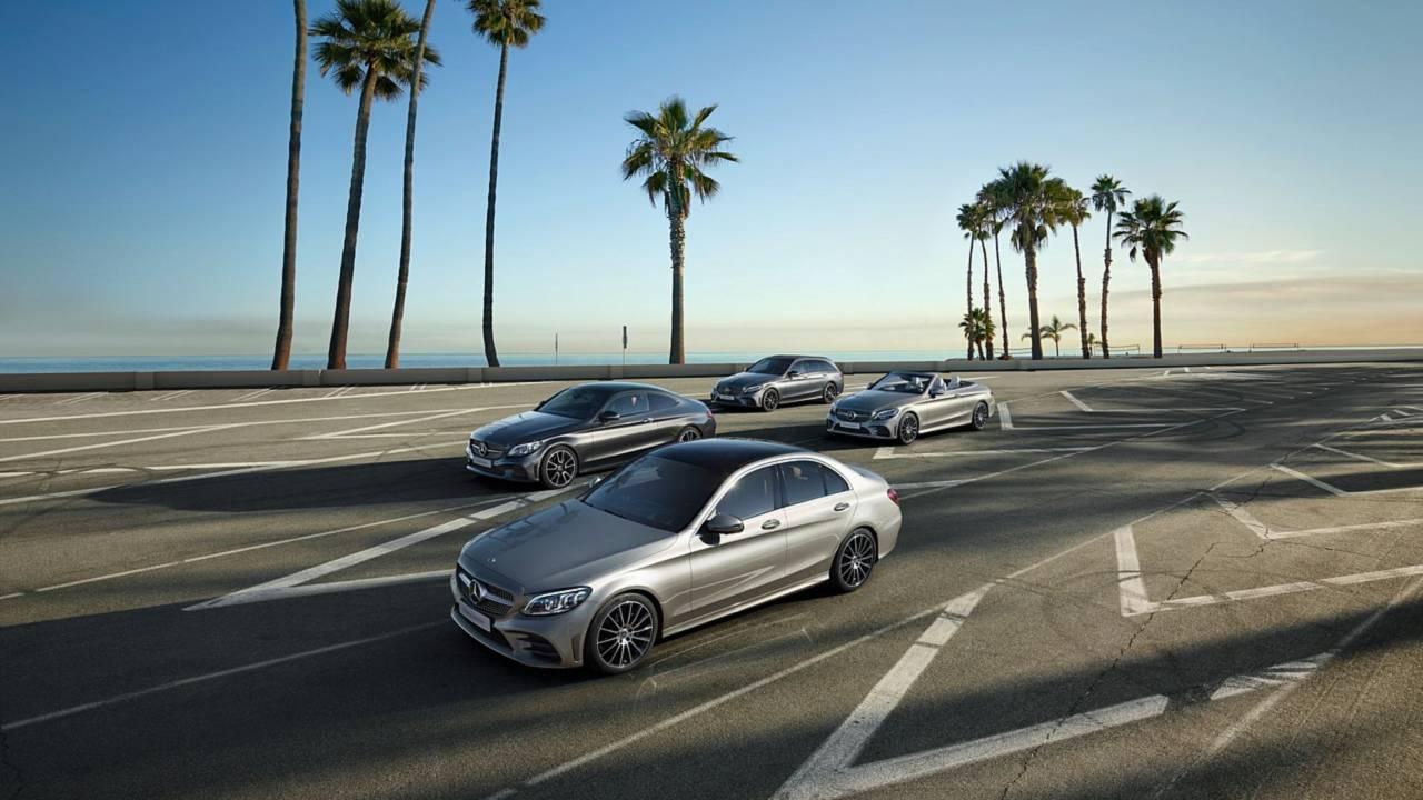 Mercedes-Benz C 180d