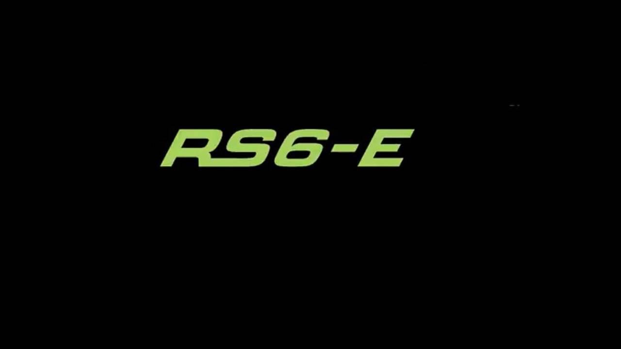 Audi RS6-E by ABT teaser