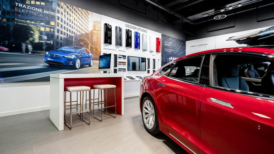 Tesla fa tris in Italia, aperta la nuova sede di Padova