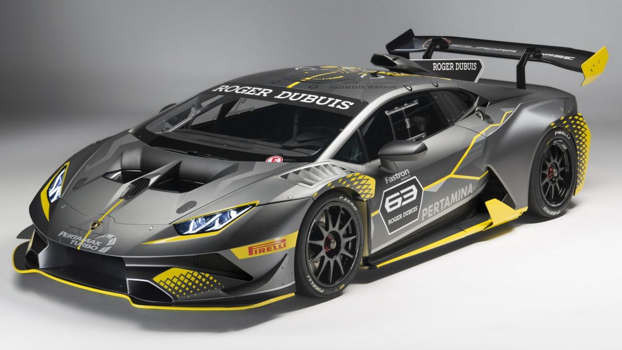 [Copertina] - Lamborghini Huracan Super Trofeo EVO, squalo da pista