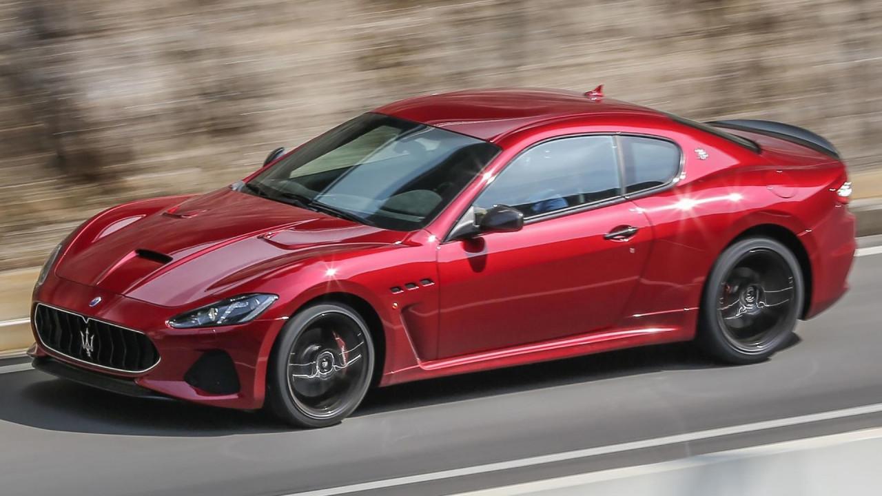 [Copertina] - Maserati GranTurismo 2018, un nuovo inizio