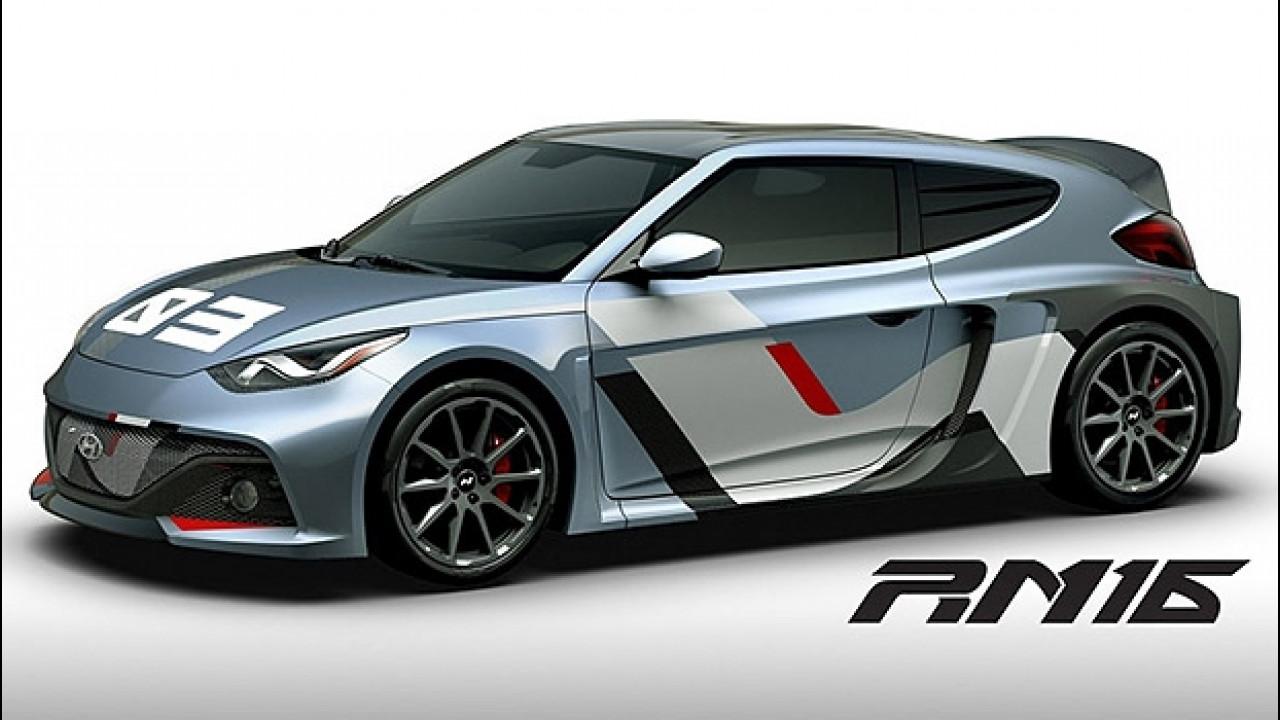 [Copertina] - Hyundai RM16 N, verso le sportive di domani
