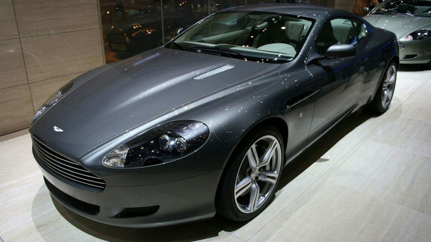 Updated Aston Martin DB9 Debuts In Geneva