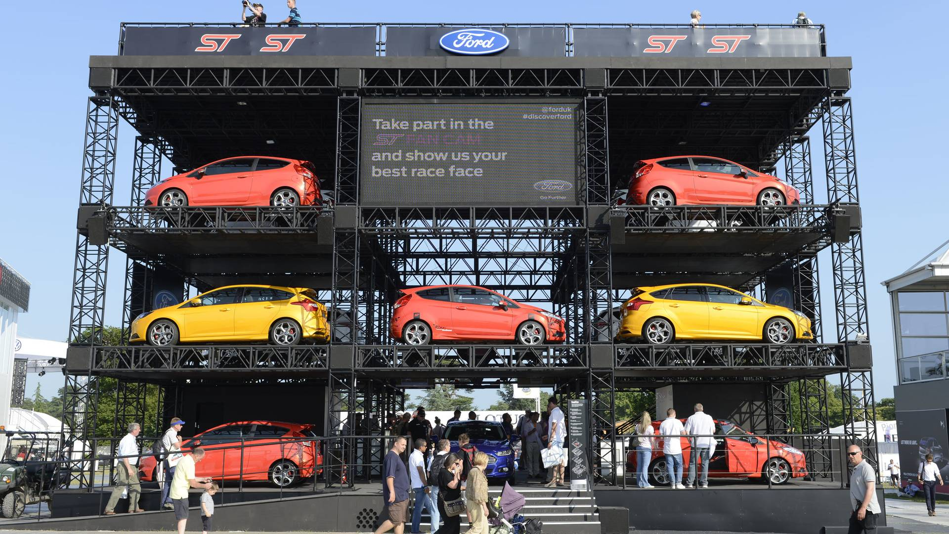 festival of motoring comes to istanbul with support of goodwood