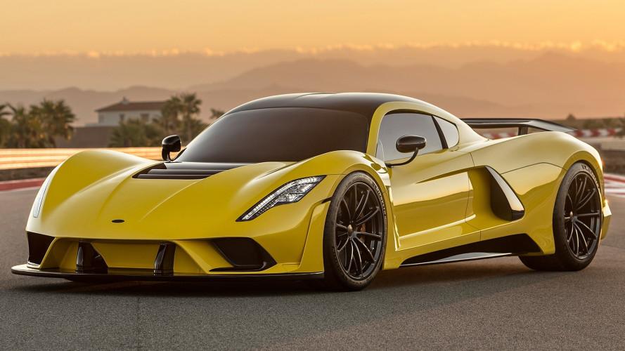 Hennessey Venom F5, 1.600 CV per sfidare Bugatti