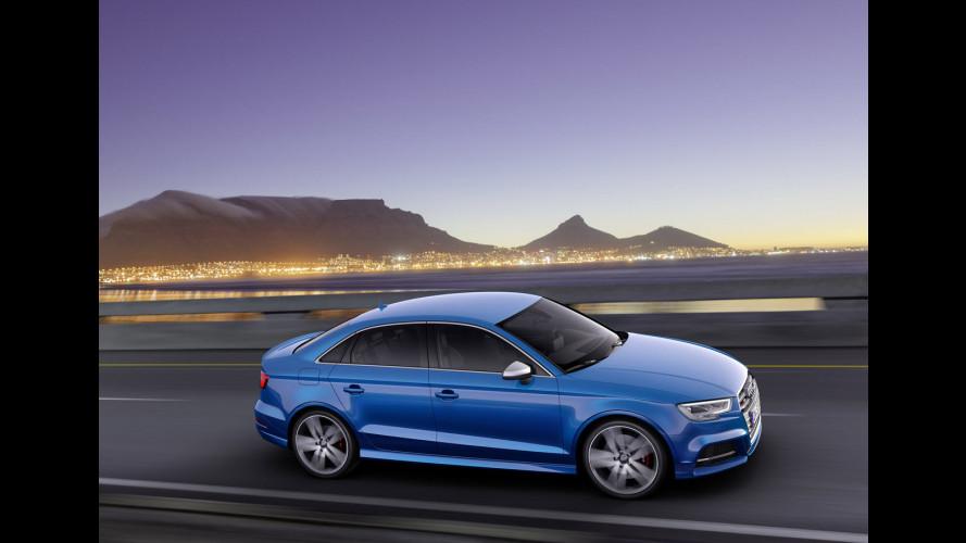 Audi S3 restyling, la potenza non è tutto [VIDEO]