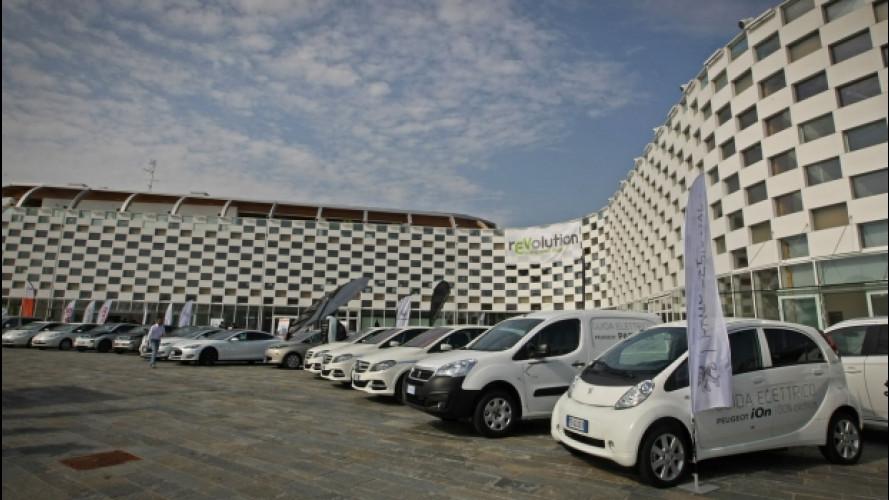 """rEVolution, firmata la """"Carta degli impegni per la mobilità elettrica"""""""