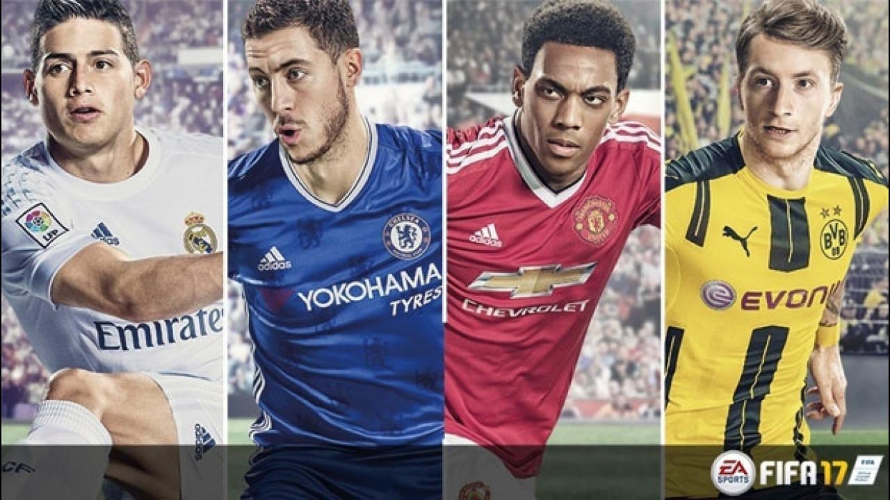 [Copertina] - FIFA 17, una storia che inizia il 29 settembre [VIDEO]