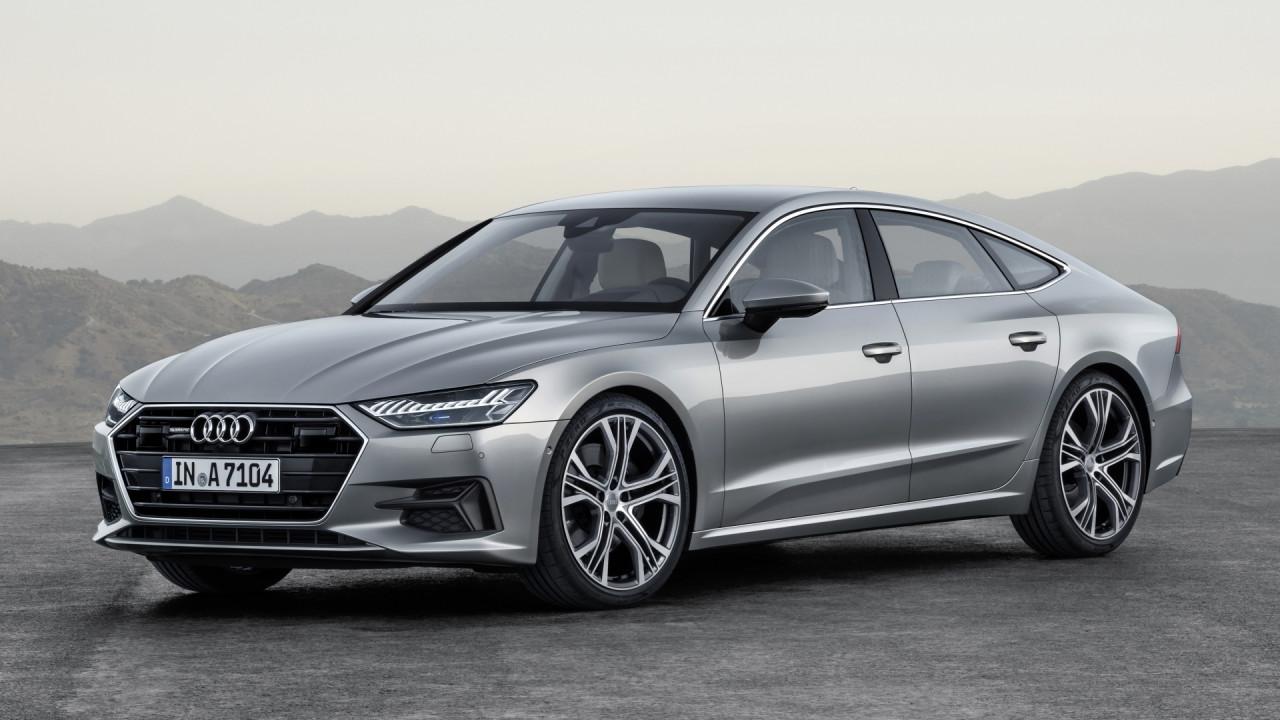 [Copertina] - Nuova Audi A7 Sportback, la GT con lo stile di domani