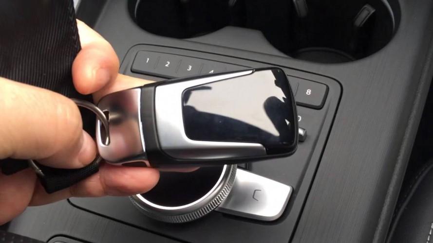 Chiave intelligente per auto, che cos'è e come funziona
