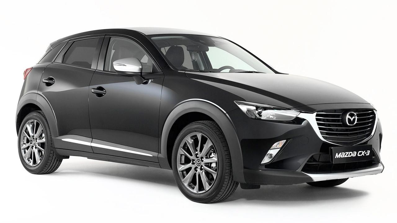 [Copertina] - Mazda CX-3, una limited edition con Pollini