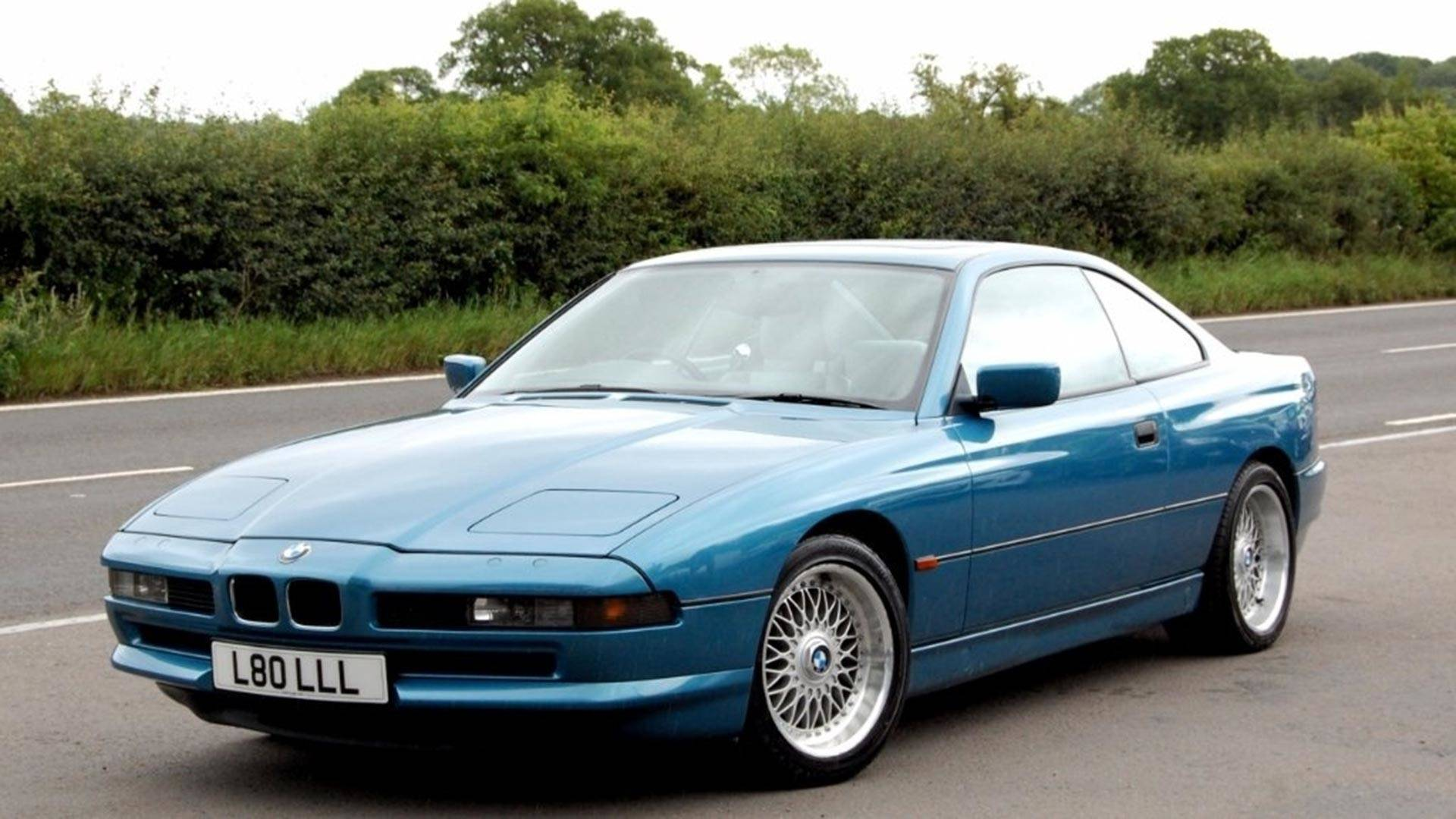 Sultan Of Bruneis Former BMW Ci Can Be Yours For - Bmw 850 alpina for sale