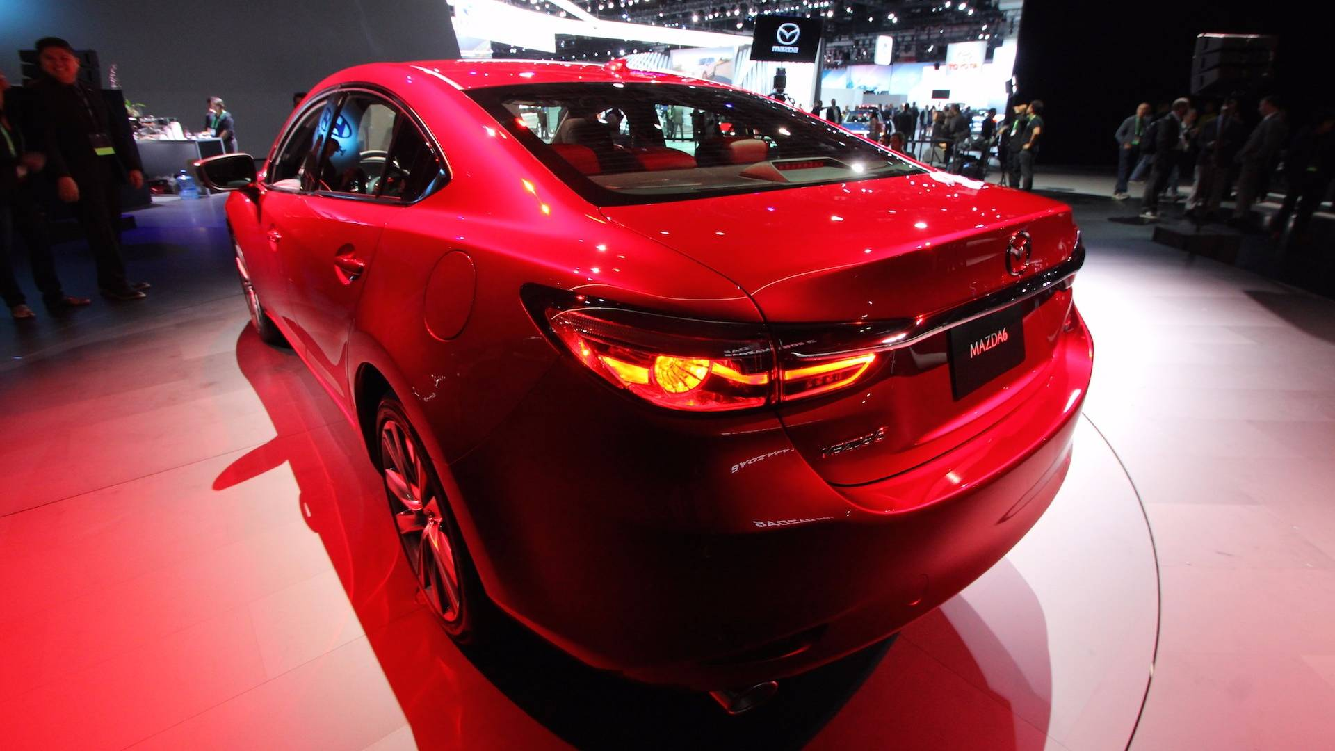 can you spot the 4 biggest changes to the 2018 mazda6?