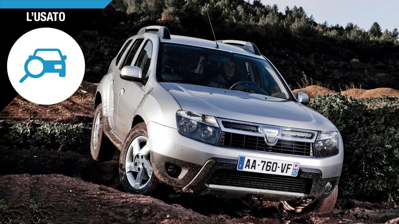 [Copertina] - Dacia Duster, l'usato a meno di 10.000 euro