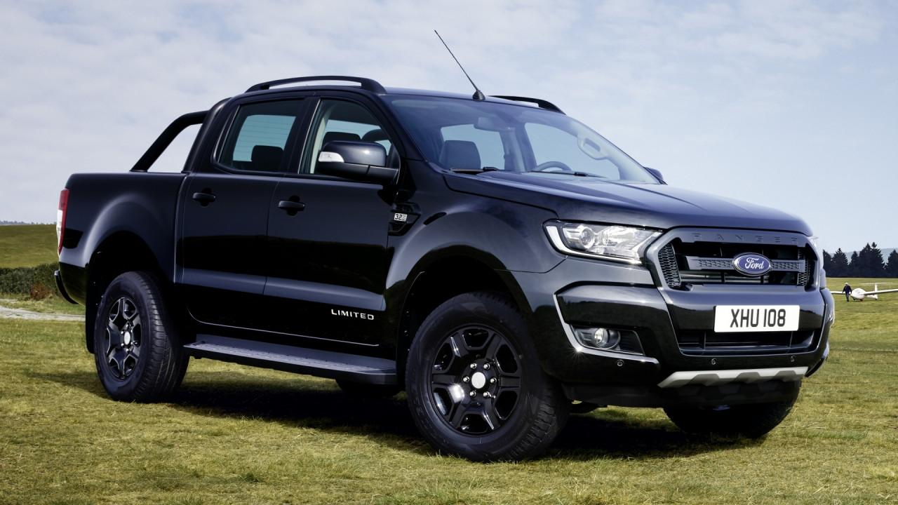 [Copertina] - Ford Ranger Black Edition, imponente e misterioso