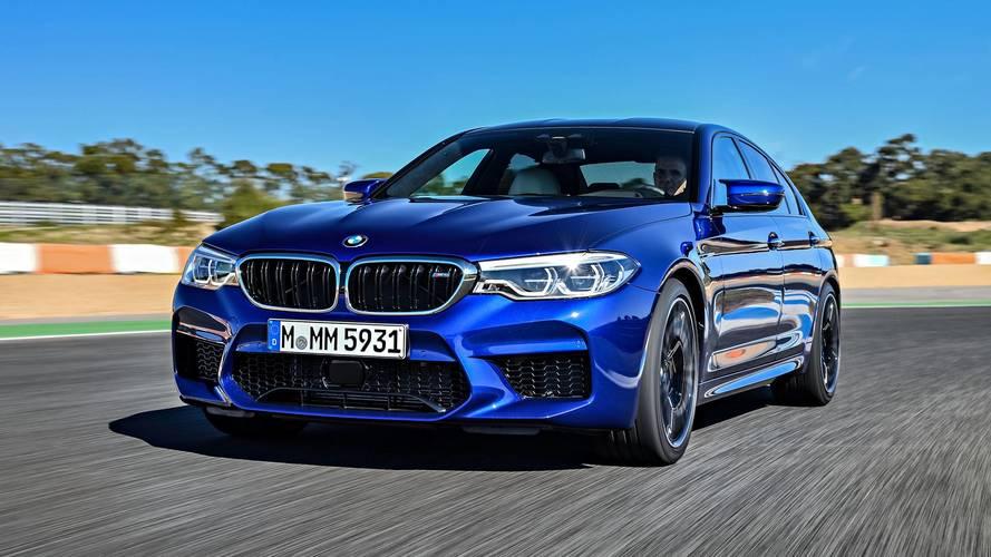 Primera prueba BMW M5 2018: más rápido y divertido