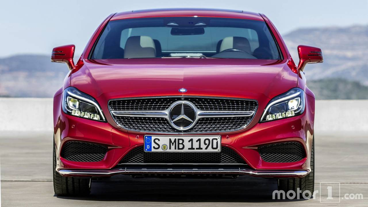 Comparativa Mercedes-Benz CLS 2018