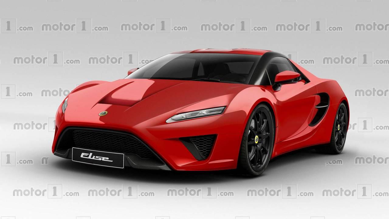 Next-gen Lotus Elise coming as EV