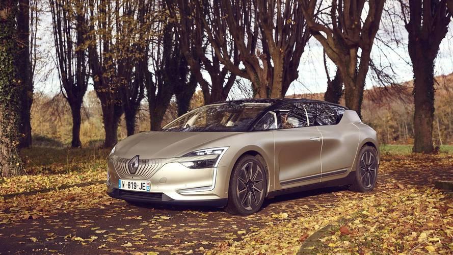 Renault - Une nouvelle compacte électrique en 2022