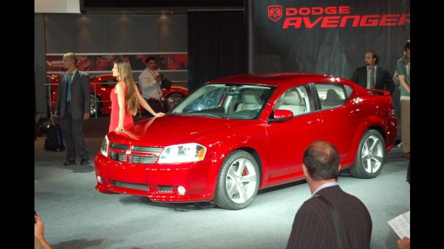 Dodge al Salone di Parigi 2006