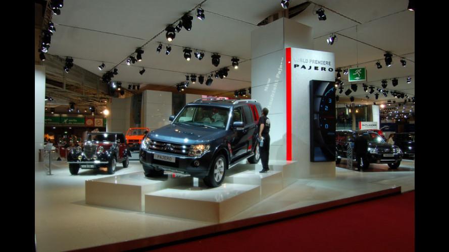 Mitsubishi al Salone di Parigi 2006