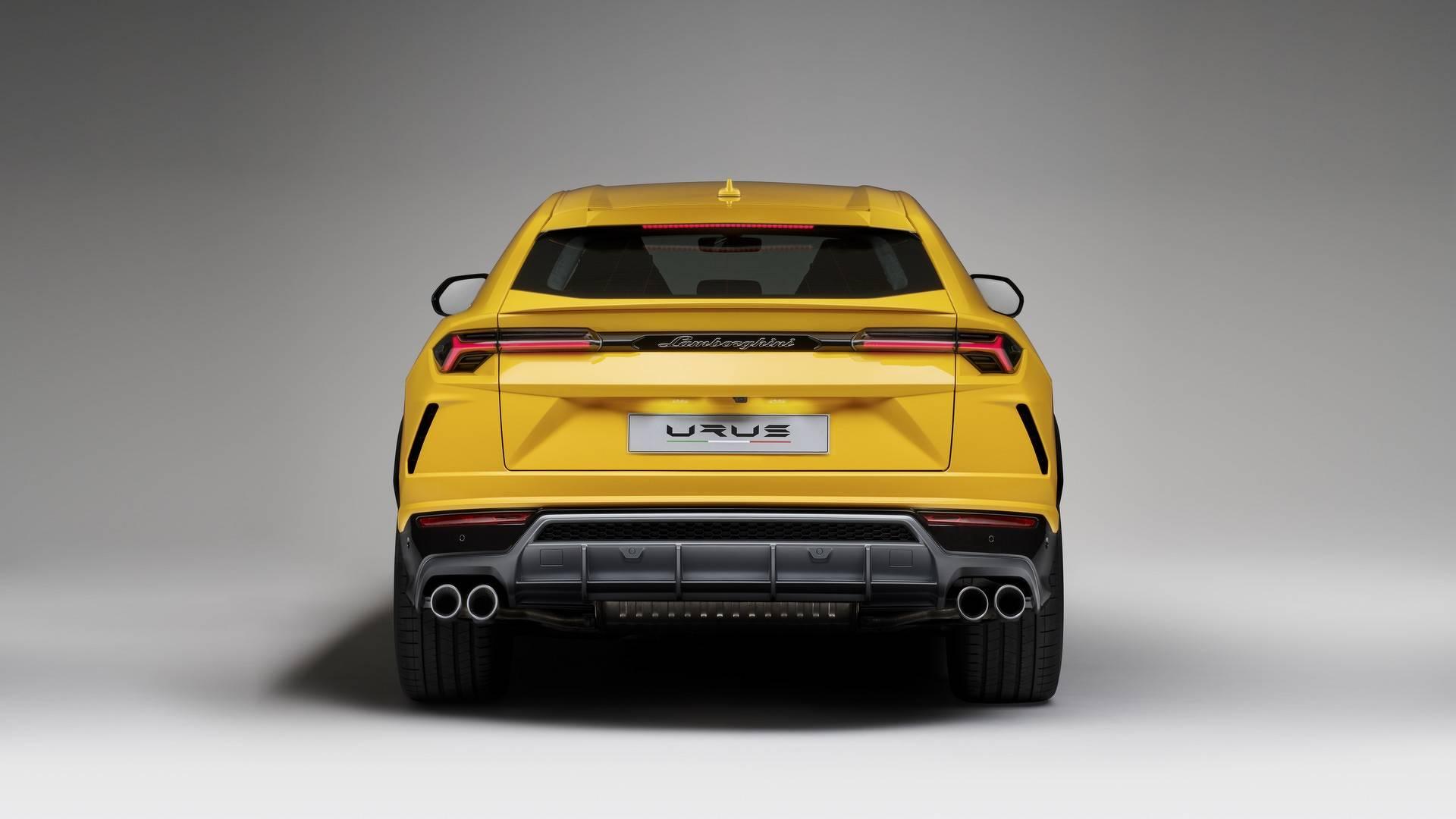 On Connait Enfin Le Prix Du Lamborghini Urus