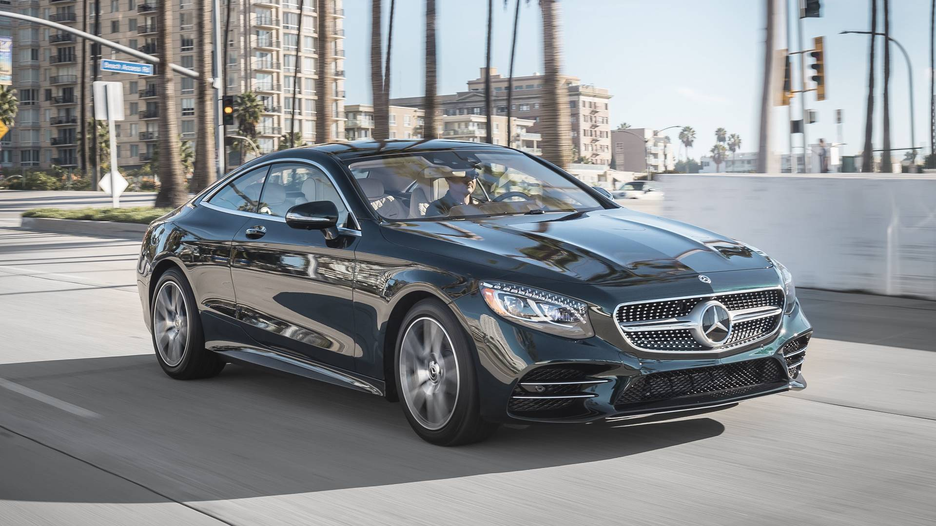 mercedes s 560 4matic coupe