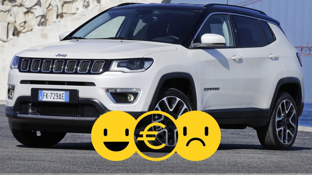 [Copertina] - Promozione Jeep Compass, perché conviene e perché no