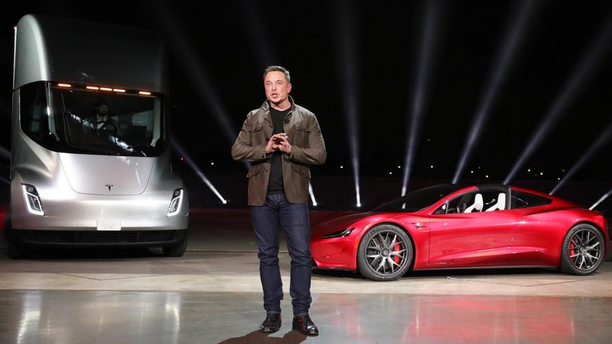 Elon Musk, tra sogni di Tesla Roadster e realtà (finanziaria)