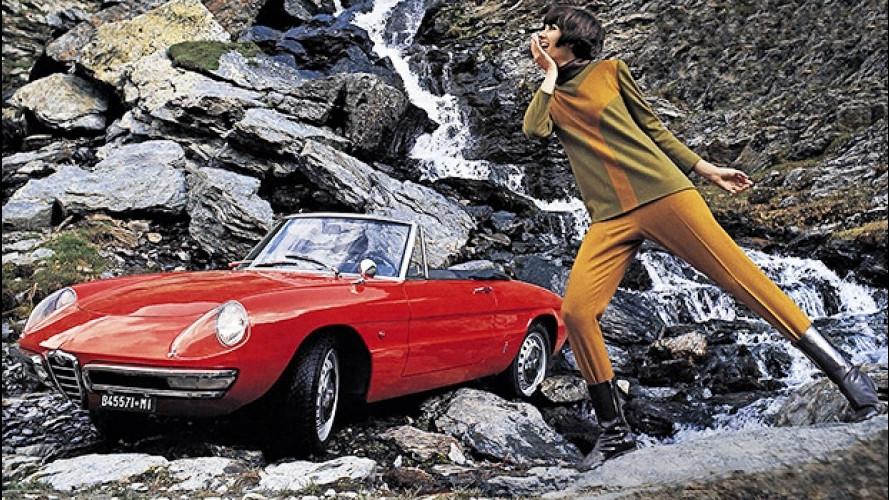 Alfa Romeo Duetto, mezzo secolo di gloria