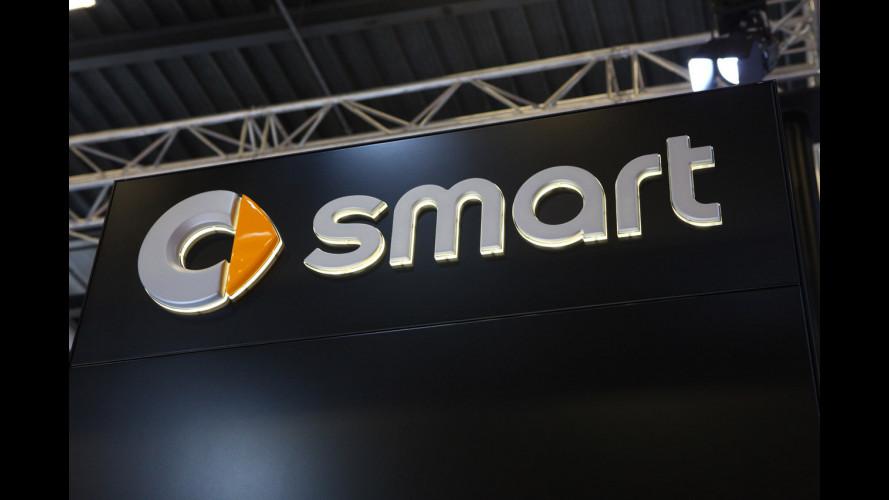 Smart al Motor Show 2010