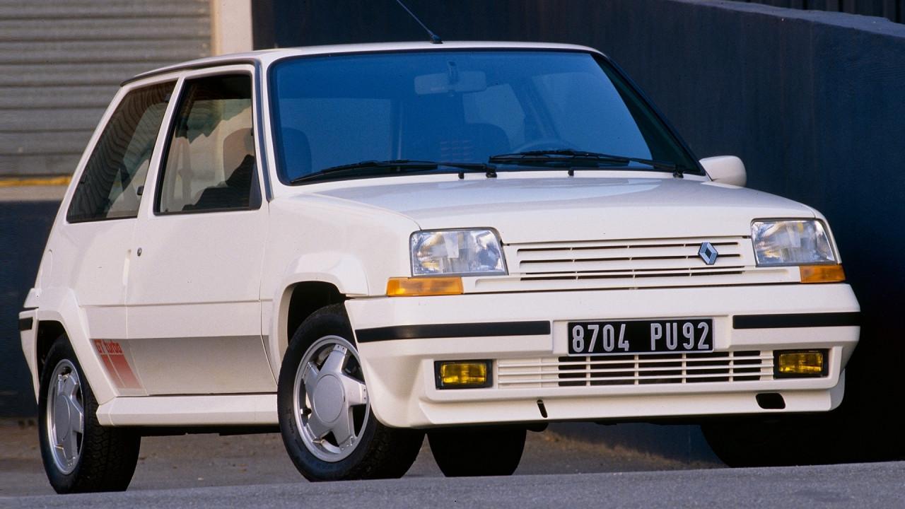 [Copertina] - Renault 5 GT Turbo e le altre trentenni turbate