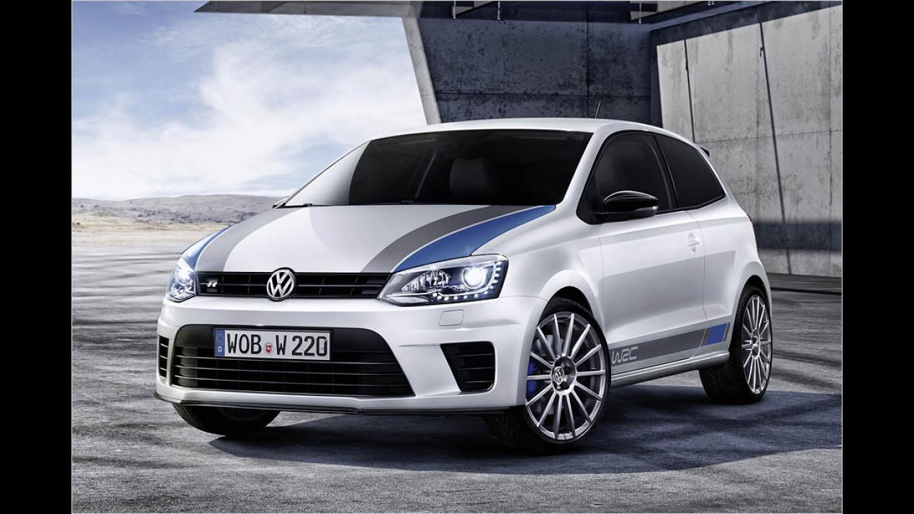 VW Polo R WRC Street (2012)