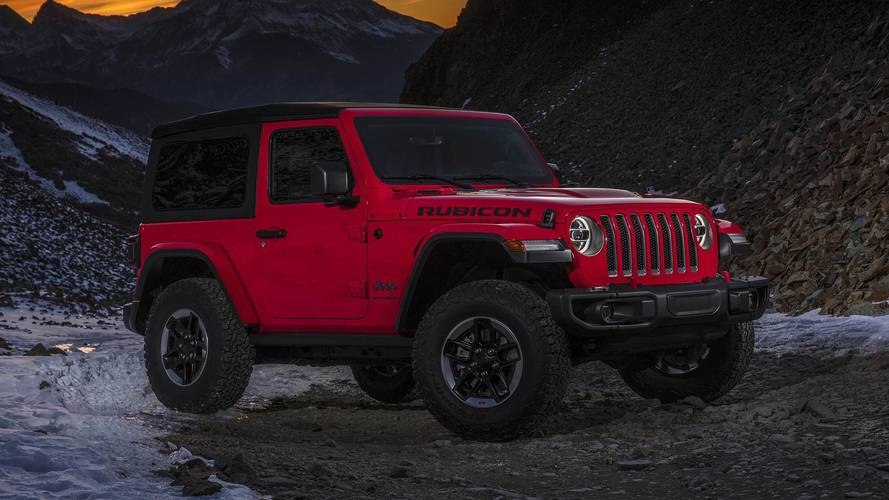 Two-door Jeep Wrangler gets the axe in Europe due to emissions regulations