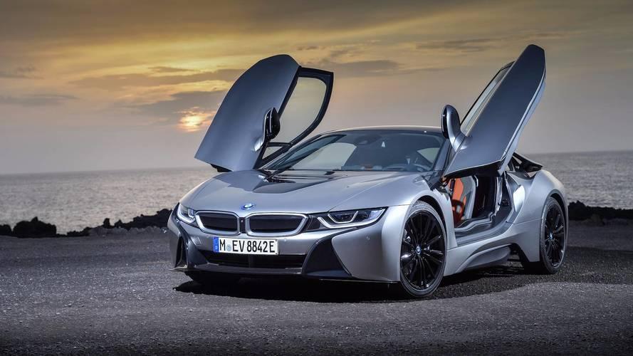 Jöhetnek a különleges kiadású BMW i8 Roadsterek