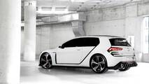 2013 VW Golf Design Vision GTI konsepti
